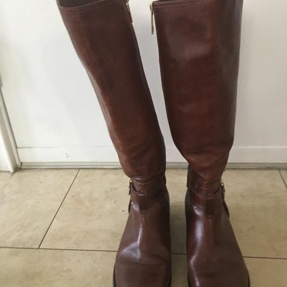 d7b7aa6a13ebd Tory Burch Brown Riding Boots Size 8.5. M 5abe75953800c58418f982d8